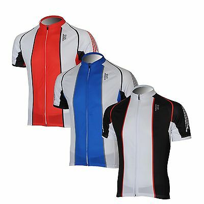 New Men's Cycling Jersey Comfortable Bike Bicycle Outdoor Shirt S-3XL 3 COLOR