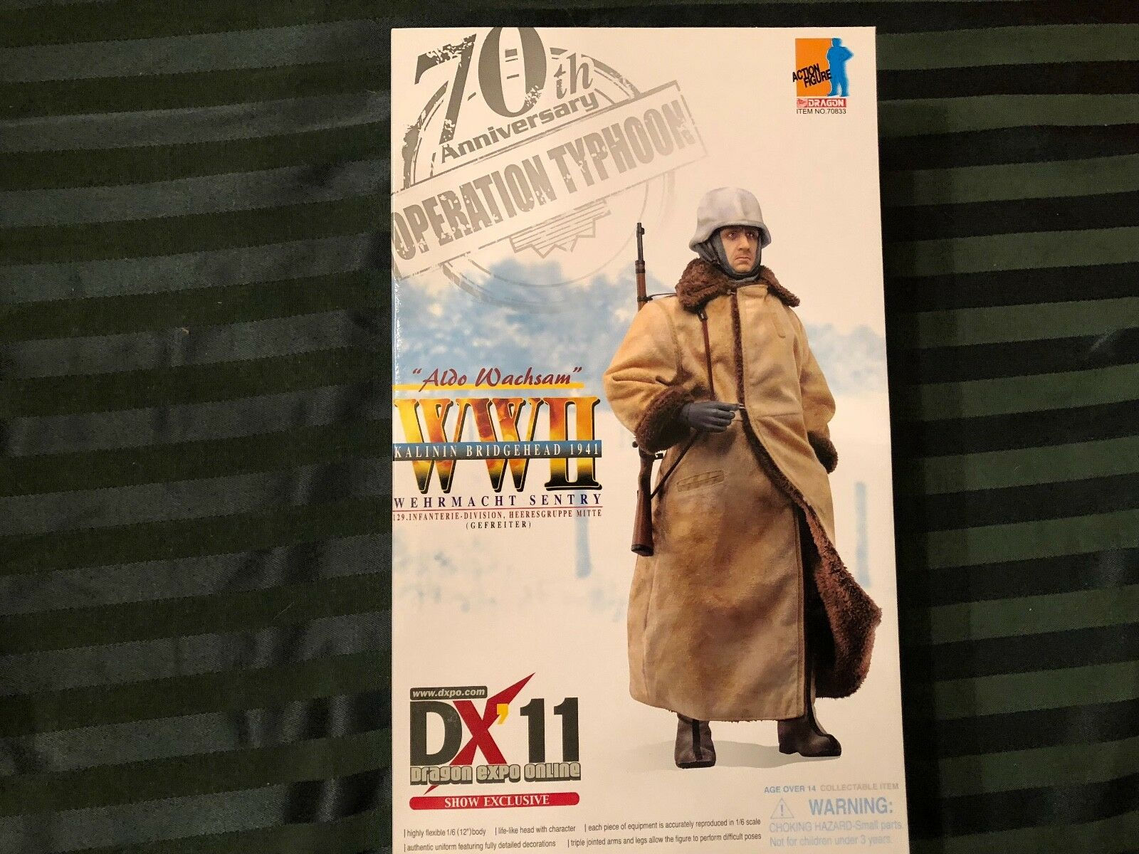 Dragon WWII 1/6 DX11 Wehrmacht Sentry