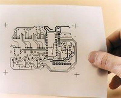 A4 Laser Printer PCB Artwork Film Transparant Clear Transparency Per Sheet