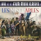 Honegger: Les Miserables (Complete Film Score) by Adriano (Conductor) (CD, Nov-2004, Naxos (Distributor))