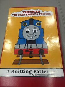 Thomas-The-Tank-Engine-amp-Friends-4-Knitting-Pattern-By-Gary-Kennedy