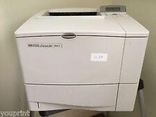 HP LaserJet 4000N Workgroup Network Laser Printer C4125A 008869819917