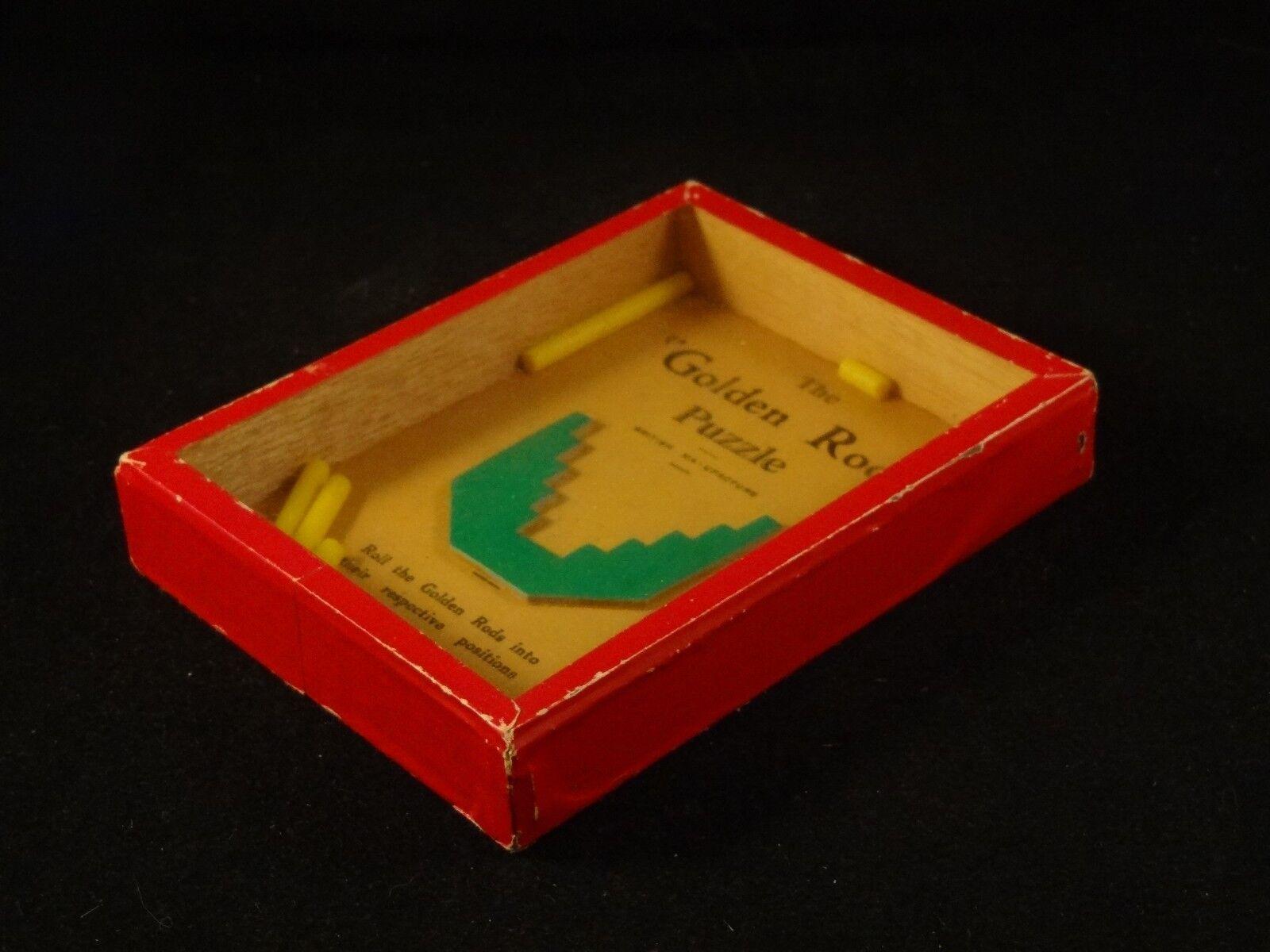 Ancien jeu patience adresse R.Journet and co Dexterity   Dexterity co game puzzle 1930 7656d0