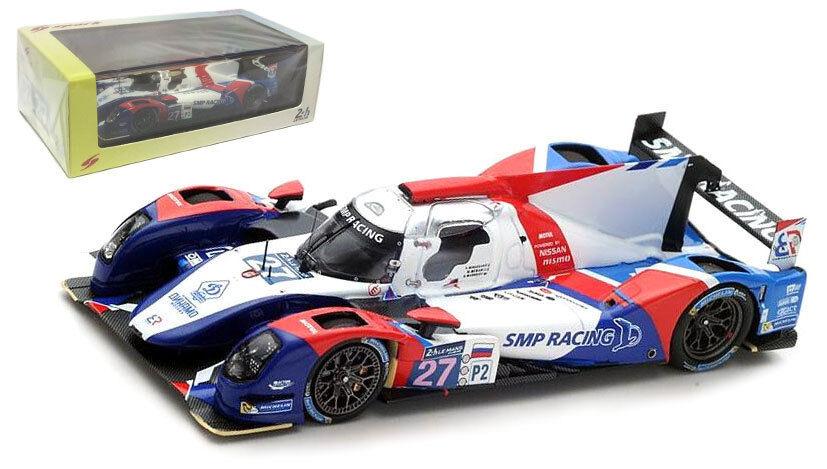 SPARK S4644 BR 01-Nissan #27 SMP Racing