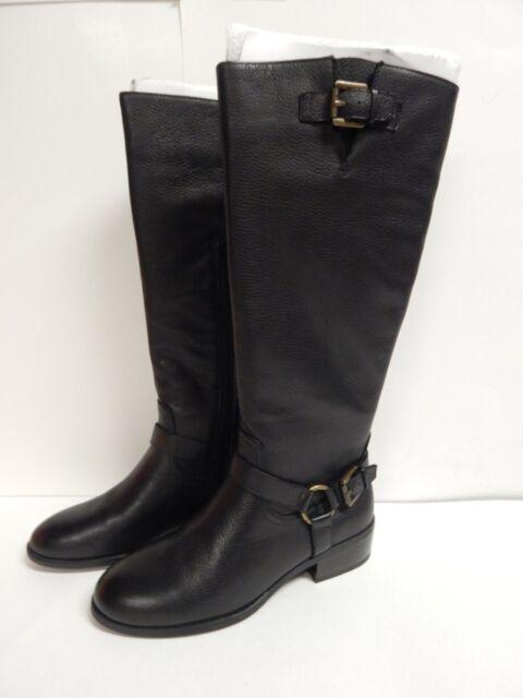 Ralph Lauren Mcleod Riding Boot Black