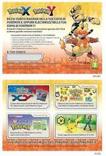 Pokemon X Y / ORAS / SUN MOON - Electabuzz + Magmar Event
