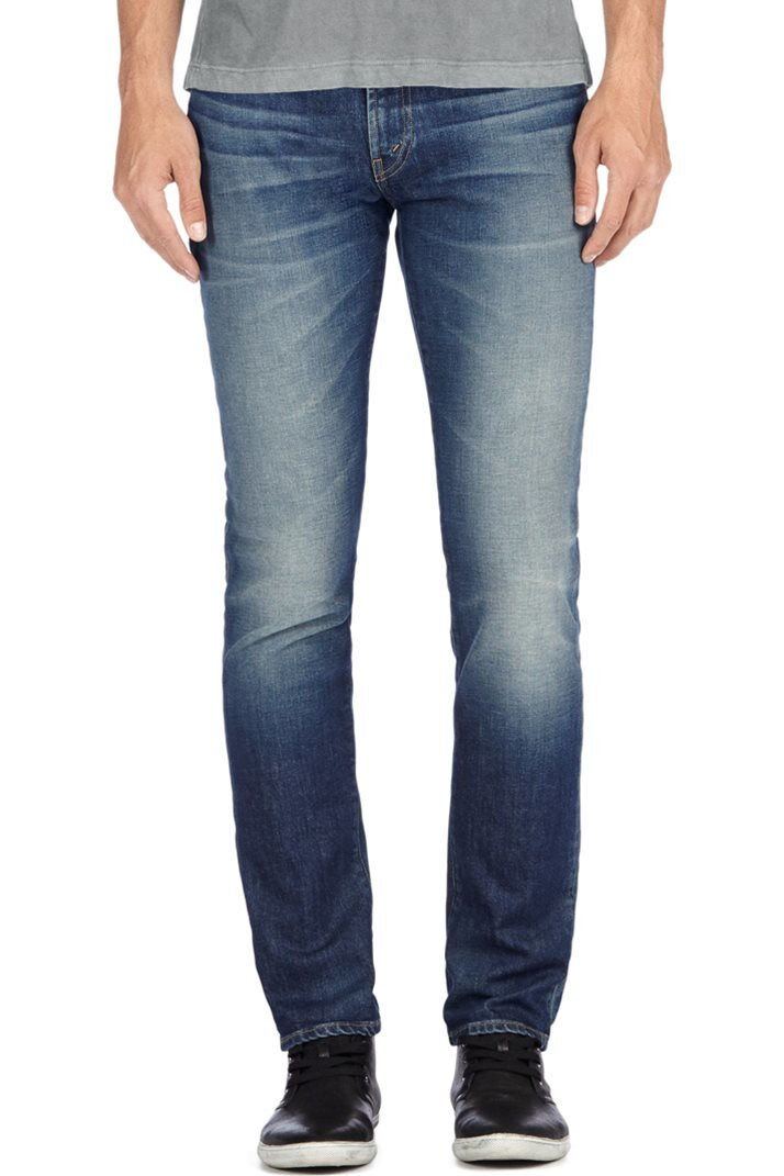 J BRAND MENS TYLER PERFECT SLIM FIT ELWOOD JEANS SIZE 38