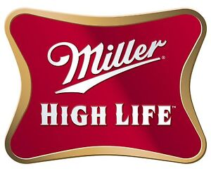 037fea8cae0 Miller High Life Beer Logo Edible Party Cake Image Topper Frosting ...