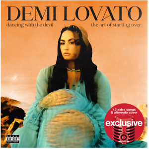 Demi Lovato Dancing With The Devil The Art Of Starting Over Target Exclusive CD