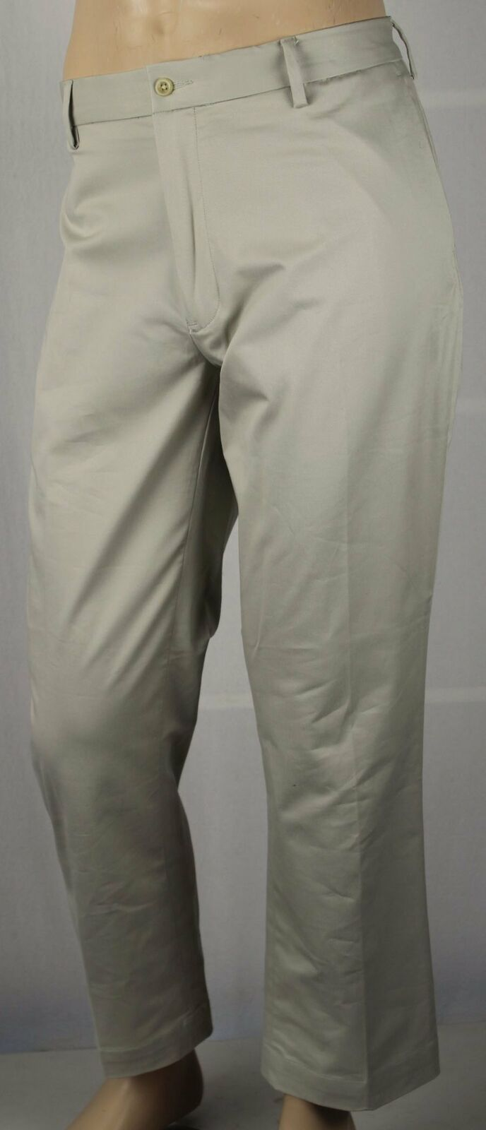 Polo Ralph Lauren Beige Stretch Classic Fit Flat Front Pants NWT