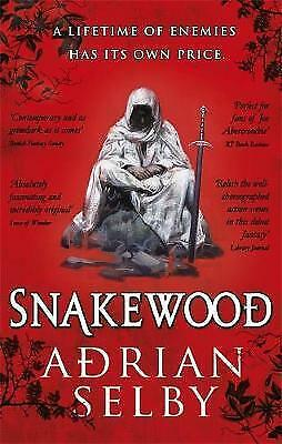 Snakewood by Adrian Selby (Paperback, 2017)