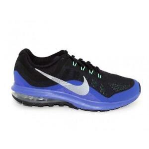 best website cf1b8 bd5e5 Chargement de l image en cours Hommes-Nike-Air-Max-Dynasty-2-Noirs-Basket-