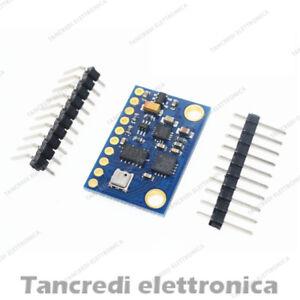 Modulo-GY-80-IMU-10DOF-con-sensori-L3G4200D-ADXL345-HMC5883L-BMP085-GY-801