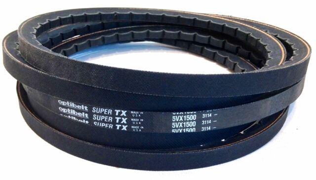 Optibelt 5VX880 Super Tx V-belt 88 X 5//8 In