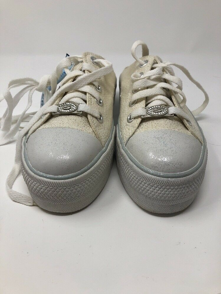 Vtg 90s 90s 90s Something Else Skechers 3963 Sz 8 chaussures baskets Gems Platform Mules NEW 20c04d
