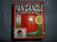 Uga University Of Georgia Bulldogs Dawgs Musical Fan Candle Glory To Georgia
