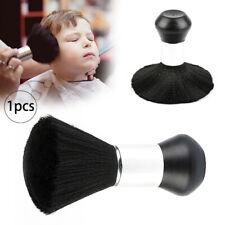 Neck Duster Hair Cutting Salon Hairdressing Pro Barber Stylist Soft Brush Black
