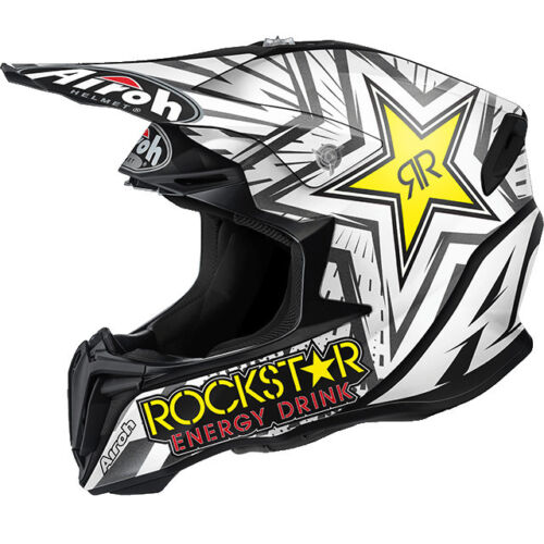 Airoh Twist Rockstar Matt Casco Motocross