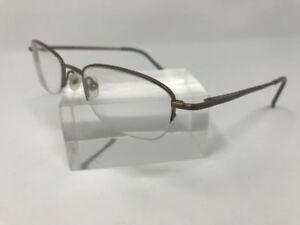 BOARDROOM-CLASSICS-BC-517-Eyeglasses-49-19-Brown-Flex-A583