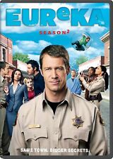 Eureka - Season Two (DVD, 2011, 3-Disc Set)