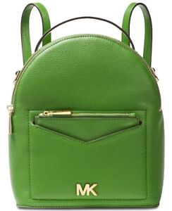 Image is loading NWT-Michael-Kors-JESSA-SMALL-Conv-Backpack-Crossbody- 84a758ecaee6a