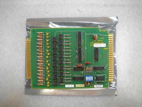 Giddings /& Lewis 502-02814-16 DC Input Board new