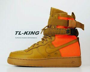 Nike SF AF1 QS Special Field Air Force 1 Desert Ochre SZ 10.5 903270-778 NO BOX