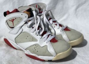 """best service cbaab 62a1f Details about Nike Air Jordan 7 Retro """"Hare"""" 2015 Style # 304775-125 Size  10.5"""