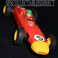 ☆ Tri-Ang Scalextric ☆ Superb Formula One F1 Red Porsche C86 1960's Complete ☆