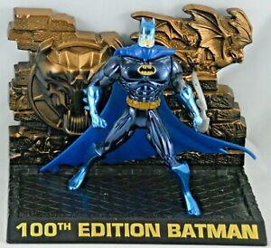 Batman-100th-Edition-Figurine-w-Stand