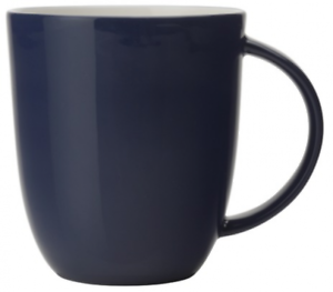 NEW-MAXWELL-and-WILLIAMS-CASHMERE-MUG-NAVY-COFFEE-CUP-420ml-DINNERWARE