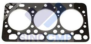 SINOCMP 1G962-03313 Cylinder Head Gasket D902 D902E Engine Cylinder Head Gasket for for Kubota D902 Diesel Engine Tractor Parts 3 Month Warranty