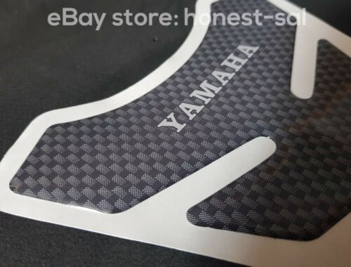 fits most Premium Motorcycle Tank Pad Protector Yamaha R6 R1 YZF YBR etc