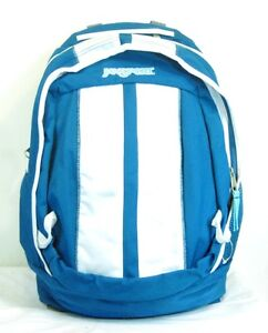 45447a9aa869 Image is loading Jansport-BookBag-BackPack-Sputnik-Teal