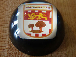 Collectible-Plastic-Paperweight-Prince-Edward-Island-Canada
