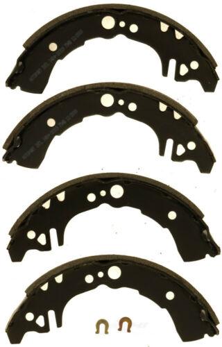Drum Brake Shoe Rear Autopart Intl 1404-10319 fits 00-05 Toyota Echo