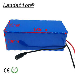 36V 16Ah Lithium li-ion Battery Pack 750W ebike Bicycle E Bike Electric charger