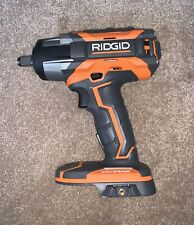 New Ridgid Impact Wrench 18 Volt Octane Cordless Brushless 12 In Tool Only