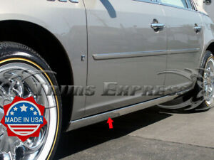 Fit 2005 2008 Dodge Magnum Rocker Panel Trim Extreme Lower Overlay 4 2pc Ebay