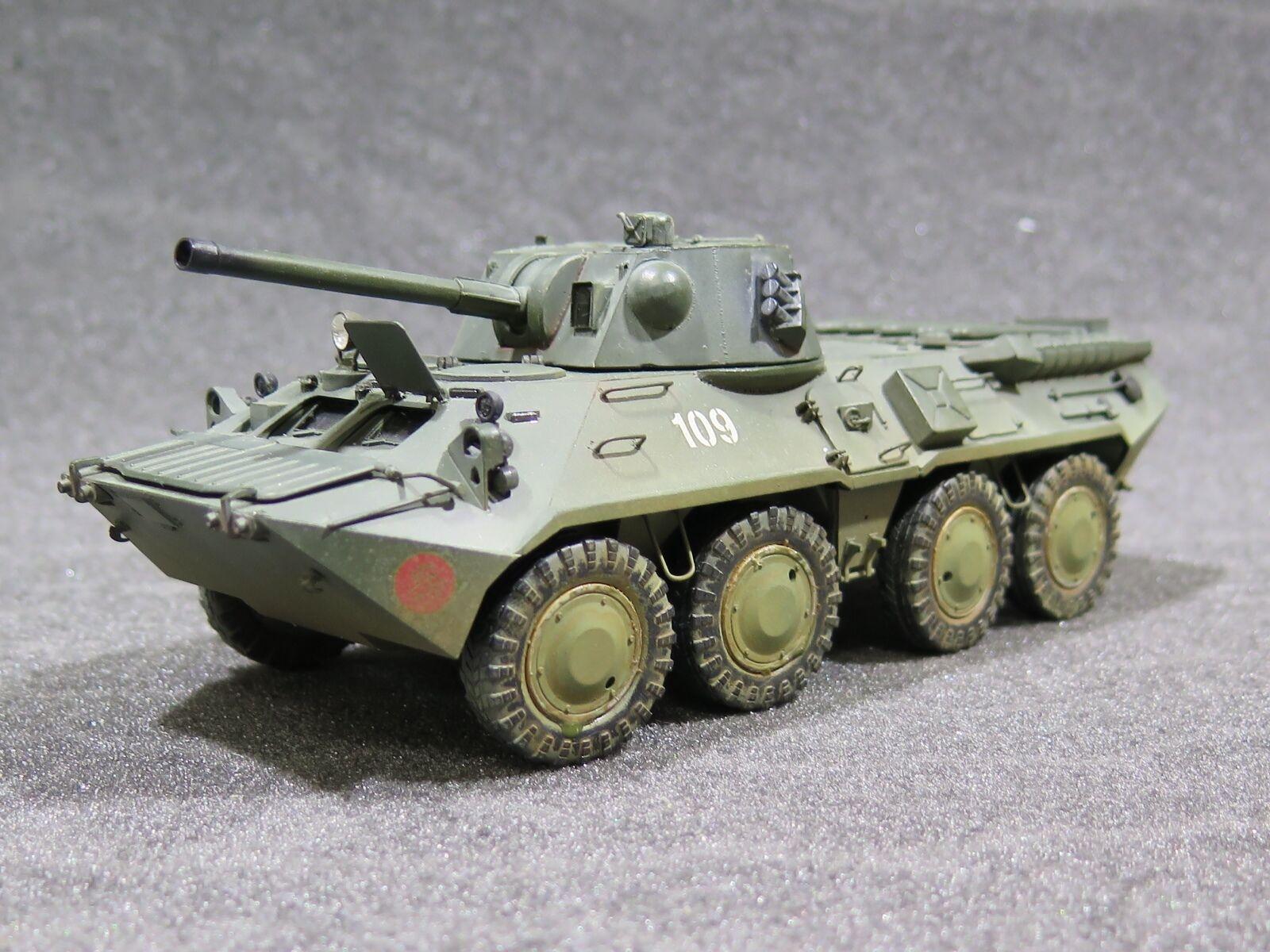 MI0584 - 1 35 PRO BUILT -  Resin Hobby Planet Soviet Nona-SVK Artillery System