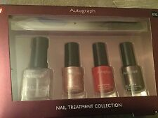 MARKS AND SPENCER AUTOGRAPH NAIL TREATMENT COLLECTION  BRAND NEW