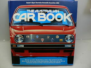 The-Australian-Car-Book-by-Readers-Digest-amp-AAA-1984-Edition