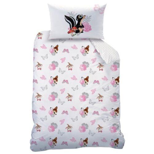 Baby Flanelle Tournant Linge De Lit Disney Bambi 100 x 135 cm Castor