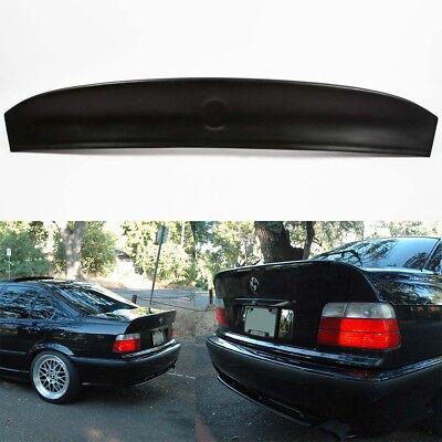 BMW E36 csl style trunk rear SPOILER ducktail for sedan 4door