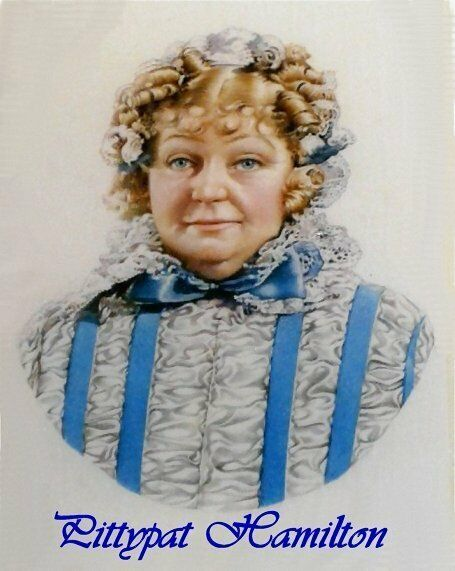 Gone With the Wind   AUNT PITTY PAT Doll  By The Franklin Mint 1993