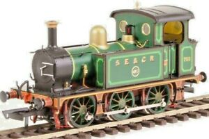 H4-P-002-OO-Gauge-SECR-P-Class-0-6-0T-753-in-SE-amp-CR-full-lined-green