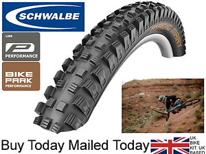 Schwalbe Magic Mary Tyres MTB DH Bike Park 27.5 650 60-584 Wide Downhill Gravity