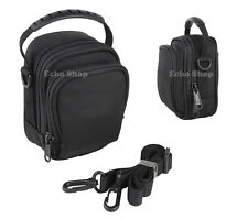 Shoulder Waist Camera Case Bag For PENTAX Ricoh WG-50 GR II