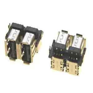 Laptop USB Connector for Lenovo IBM T61 R400 R500 T400 T500 Jack Socket USB Port