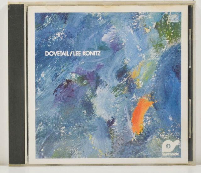 Lee Konitz - Dovetail - Harold Danko Jay Leonhart - CD (TT494)